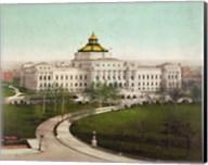 Library of Congress Fine-Art Print