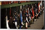 Dedication of Vietnam Veterans Memorial 1982 Fine-Art Print