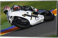 Garry McCoy riding the Ilmor X3 Fine-Art Print