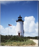 Ape Poge Light, Cape Cod, Massachusetts Fine-Art Print