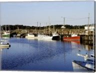 Orleans harbor, Cape Cod, Massachusetts Fine-Art Print