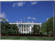 The White House, Washington, D.C., USA Fine-Art Print