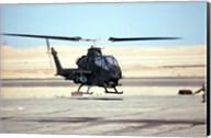 AH-1 Cobra helicopter Fine-Art Print