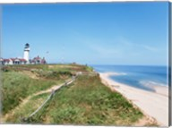 Cape Cod Lighthouse (Highland) North Truro Massachusetts USA Fine-Art Print