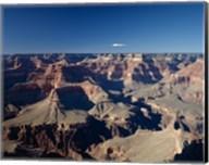High angle view of a canyon, South Rim, Grand Canyon, Grand Canyon National Park, Arizona, USA Fine-Art Print