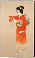 Board of Tourist Industry poster, Japanese Government Railways Fine-Art Print
