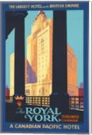 Royal York Poster Fine-Art Print