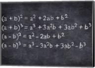 Algebra Fine-Art Print
