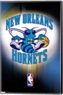 Hornets - Logo 11 Wall Poster