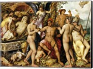 The Judgment of Paris Aphrodite Fine-Art Print