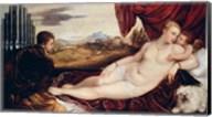 Venus with the Organ Player Fine-Art Print