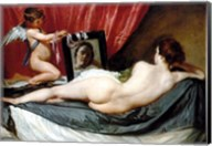 Venus At Her Mirror Fine-Art Print