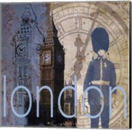 London - Mini Fine-Art Print