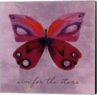 Aim for the stars - mini Fine-Art Print