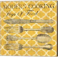 Modern Cooking Fine-Art Print