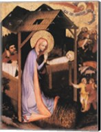 The Adoration of Jesus Fine-Art Print