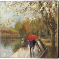 A Walk in the Park Fine-Art Print