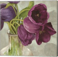 Glass Flowers I Fine-Art Print