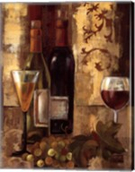 Graffiti and Wine III Fine-Art Print