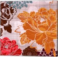 Peony Patterns II Fine-Art Print