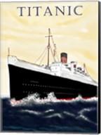 Titanic Poster Fine-Art Print