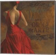 La Dance I Fine-Art Print