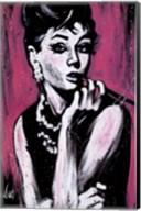 Audrey Hepburn-Fabulous Fine-Art Print