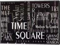New York Places Fine-Art Print