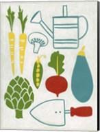 Sunday Garden Fine-Art Print