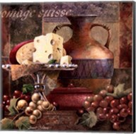 Cheese & Grapes II Fine-Art Print