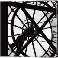 Paris clock II Fine-Art Print