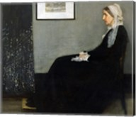 Whistler's Mother Fine-Art Print