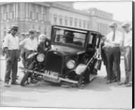 Auto Wreck, USA, 1923 Fine-Art Print