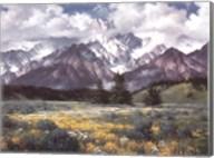Rocky Mountain Peaks Fine-Art Print