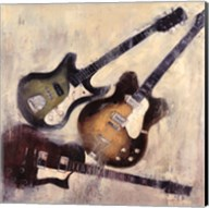 Guitars I Fine-Art Print