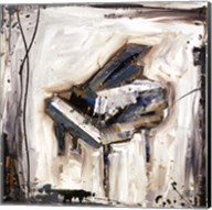 Imprint Piano Fine-Art Print
