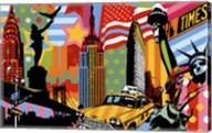New York Taxi I Fine-Art Print