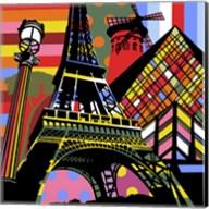 Paris Pop Fine-Art Print