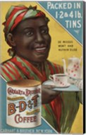 Carhart & Brother Celebrated B-D & T Roasted Coffee Fine-Art Print