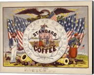 United States of America, our standard coffee Fine-Art Print