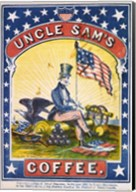 Uncle Sam's Coffee Fine-Art Print