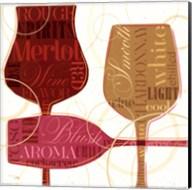 Colorful Wine I Fine-Art Print