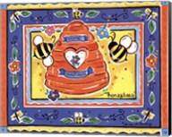 Honeybees Fine-Art Print