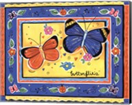 Butterflies Fine-Art Print