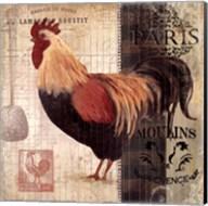 Cockerel II Fine-Art Print