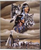 Spirit of the Tribe Fine-Art Print