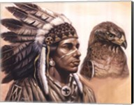 Young Hawk Fine-Art Print