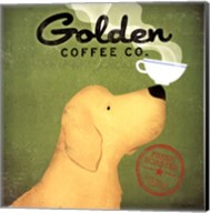 Golden Dog Coffee Co. Fine-Art Print