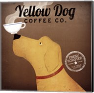 Yellow Dog Coffee Co. Fine-Art Print