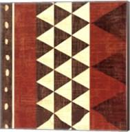 Patterns of the Savanna I Fine-Art Print